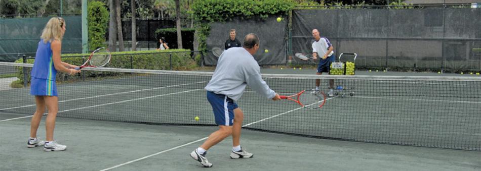 Van Der Meer Tennis Courts